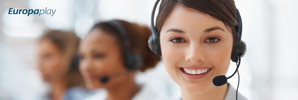 EuropaPlay Kundenservice
